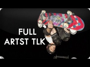 ARTST TLK: Tony Hawk Interview w/ Pharrell Williams