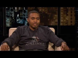 Dave Grohl Interviews Nas On Chelsea Lately