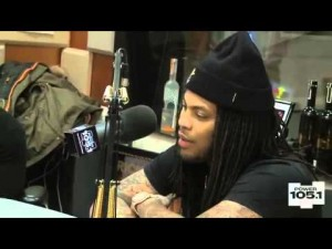 Waka Flocka Interview w/ The Breakfast Club