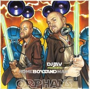 Homeboy Sandman + DJ Jav –