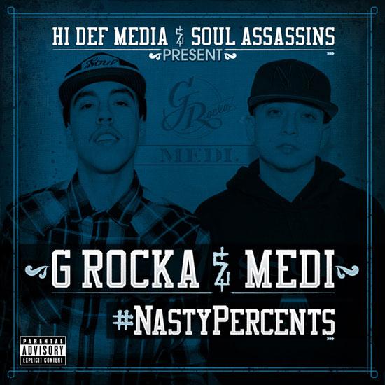 G Rocka + Medi -