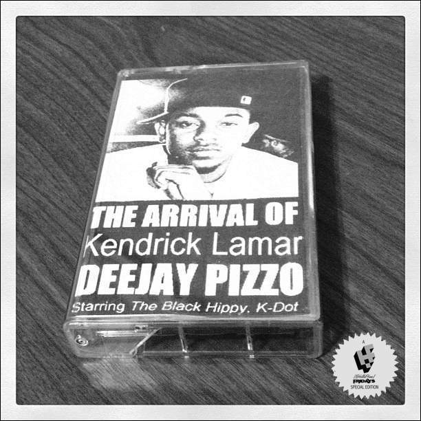 The Arrival Of Kendrick Lamar - Mixed By DJ Pizzo (Mixtape)