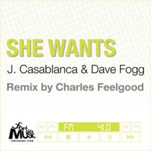 J. Casablanca + Dave Fogg -