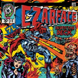 "CZARFACE (Inspectah Deck & 7L & Esoteric) - ""Savagely Attack"" (feat. Ghostface Killah)"