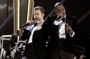 Jay-Z & Justin Timberlake To Team For 