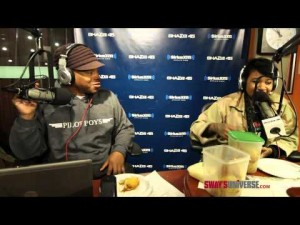 Jean Grae On Sway In The Morning