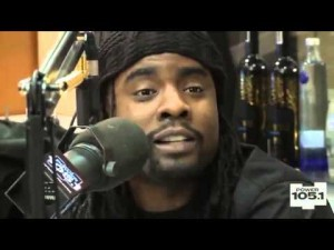 Wale Interview w/ The Breakfast Club