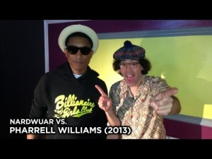 Nardwaur Vs. Pharrell Part 1