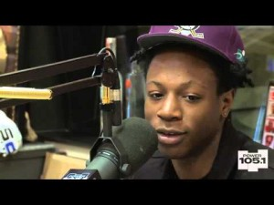 Joey Bada$$ Interview w/ The Breakfast Club