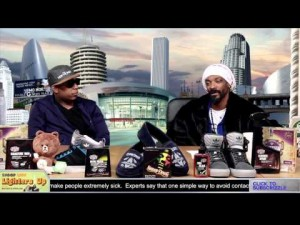 GGN: Talib Kweli & Snoop Freestyle & Discuss Hip-Hop Generations