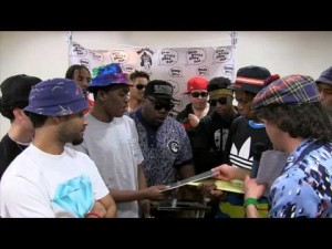 Nardwuar vs. Joey Bada$$ / Trinidad James