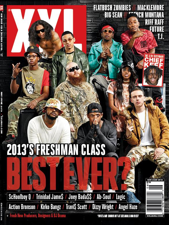 XXL Freshmen 10 2013 List Revealed