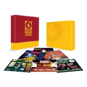 Public Enemy 25th Anniversary Vinyl Box Set Coming