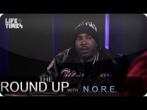 The Round Up w/ Shaheem Reid: N.O.R.E.