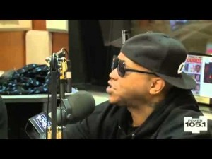 The Breakfast Club: Styles P