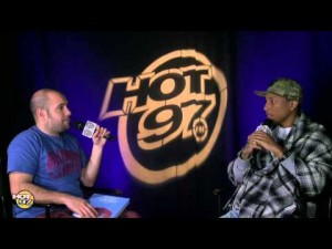 Juan Epstein Interview: Pharrell Williams