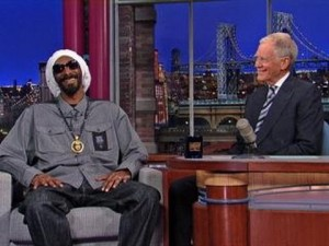 David Letterman & Snoop Discuss Dogg-To-Lion Transformation
