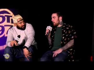 Mac Miller Talks White Rapper Beef & Working With Pharrell