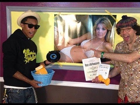 Nardwuar Vs. Pharrell - Round 2