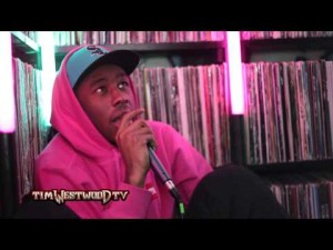 Awkward Tim Westwood Interview w/ Tyler The Creator