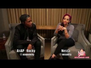 A$AP Rocky Talks Instrumental Album, Rihanna & Chanel Iman, Andre 3000