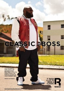 Reebok Drops Rick Ross