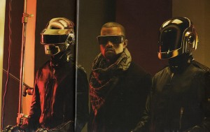 Kanye Has Recorded At Least Two New Tracks With Daft Punk 