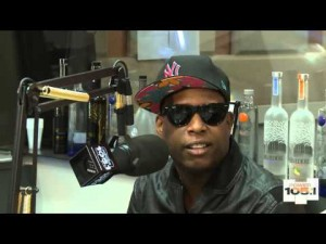 The Breakfast Club Interview: Talib Kweli