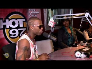 Hot 97 Interview: B.o.B. (Awkward)