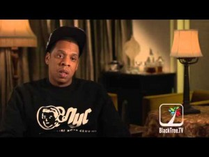Jay-Z on Executive Producing