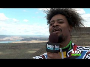 Danny Brown Talks Prison & New Album Collabs