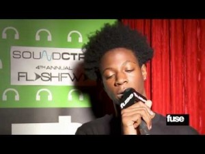 Joey Bada$$ Speaks on