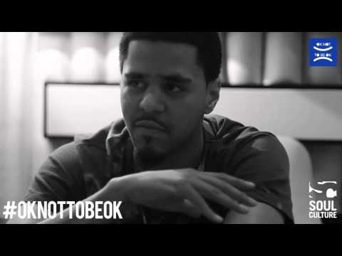 #OKNotToBeOK: J. Cole