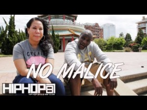No Malice Addresses The Clipse Reunion Rumors, Malice vs No Malice & More
