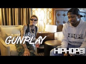Gunplay Talks