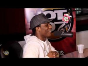 Angie Martinez Interview: A$AP Rocky