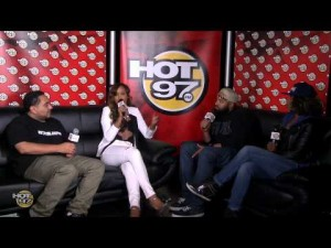 Hot 97 Interview: Eve