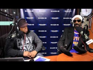Sway In The Morning Interview: Snoop Dogg