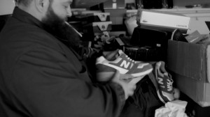 Action Bronson Talks About His Love Affair With New Balance