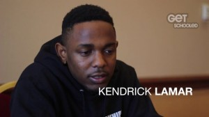 Get Schooled Interview: Kendrick Lamar