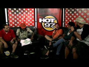 Hot 97 Interview: Wale