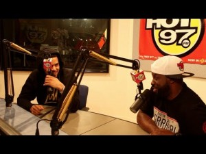 J. Cole Freestyles On Funk Master Flex