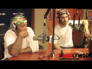 DJ Whoo Kid Interviews Prodigy & Alchemist