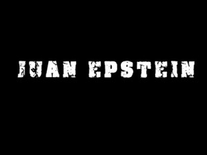 Juan Epstein: Prodigy & Alchemist Interview (1 Hr.)