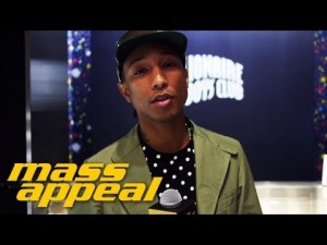 Mass Appeal's Off The Wall: Pharrell