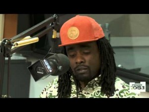 The Breakfast Club Interview: Wale
