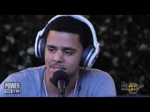 Power 106: J. Cole Interview