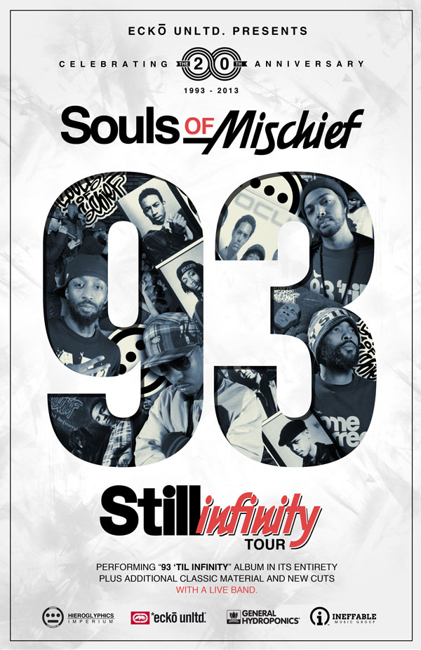 Souls Of Mischief Announce 20th Anniversary
