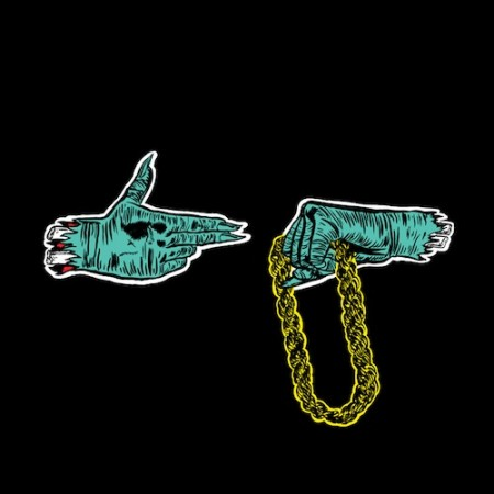 Run The Jewels (El-P & Killer Mike) LP Cover Art & Tracklist Revealed