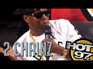 Hot 97 Morning Show: 2 Chainz Interview